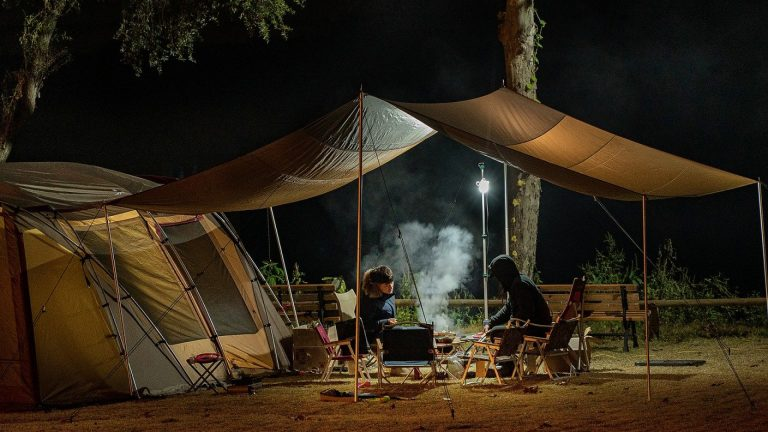 Pourquoi partir au camping en famille ?